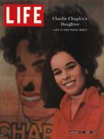 Life Magazine, January 31, 1964 - Geraldine Chaplin