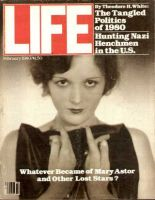 Life Magazine, February 1, 1980 - Mary Astor