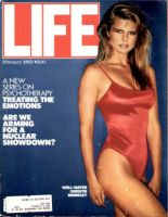 Life Magazine, February 1, 1982 - Christie Brinkley in Bathing Suit