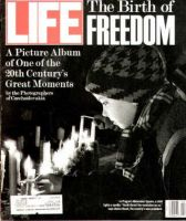 Life Magazine, February 1, 1990 - Czechoslovakia Freedom