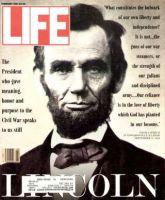 Life Magazine, February 1, 1991 - Abraham Lincoln