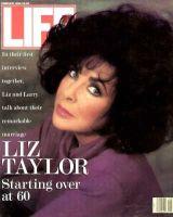 Life Magazine, February 1, 1992 - Elizabeth Taylor