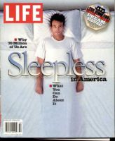 Life Magazine, February 1, 1998 - Trouble Sleeping?