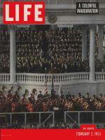 Life Magazine, February 2, 1953 - Inauguration