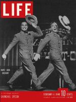 Life Magazine, February 4, 1946 - Hope and Crosby