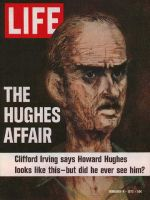 Life Magazine, February 4, 1972 - Howard Hughes