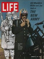 Life Magazine, February 5, 1971 - Composite: The New Army