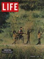 Life Magazine, February 7, 1964 - Tanganyikan mutineers