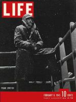 Life Magazine, February 8, 1943 - Plane spotters