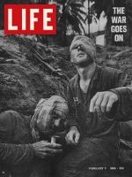 Life Magazine, February 11, 1966 - Wounded GIs in Vietnam