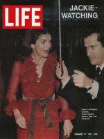 Life Magazine, February 12, 1971 - Jackie Onassis