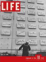 Life Magazine, February 14, 1944 - Hollywood hot spot