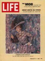 Life Magazine, February 14, 1969 - Barbra Streisand