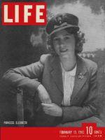 Life Magazine, February 15, 1943 - Princess Elizabeth