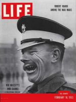 Life Magazine, February 16, 1953 - Queen's soldiers