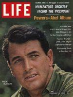 Life Magazine, February 16, 1962 - Rock Hudson