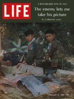 Life Magazine, February 16, 1968 - North Vietnamese soldiers