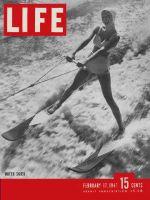 Life Magazine, February 17, 1947 - Champion Water-skier