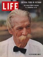 Life Magazine, February 19, 1965 - Albert Schweitzer