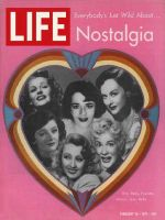 Life Magazine, February 19, 1971 - Rita Hayworth, Ruby Keeler, Paulette Goddard, Myrna Loy, Joan