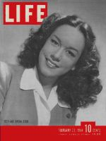 Life Magazine, February 21, 1944 - Patrice Munsel