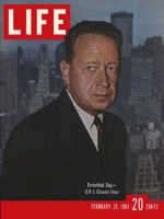 Life Magazine, February 24, 1961 - Dag Hammarskjold