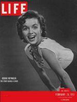 Life Magazine, February 26, 1951 - Debbie Reynolds