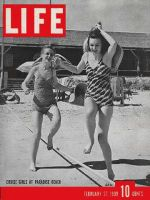 Life Magazine, February 27, 1939 - Twelve-day cruise