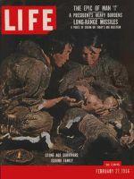 Life Magazine, February 27, 1956 - Earliest society