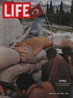 Life Magazine, February 28, 1964 - War on Cyprus