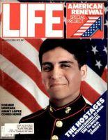 Life Magazine, March 1, 1981 - Iran Hostage Homecoming