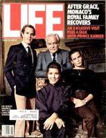 Life Magazine, March 1, 1983 - Monaco's First Family