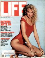 Life Magazine, March 1, 1984 - Daryl Hannah in Bathing Suit