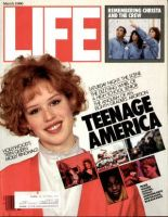Life Magazine, March 1, 1986 - Molly Ringwald