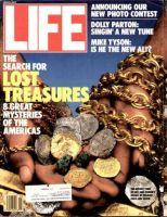 Life Magazine, March 1, 1987 - Lost Treasures
