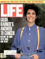 Life Magazine, March 1, 1988 - Gilda Radner