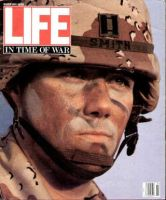 Life Magazine, March 1, 1991 - Desert Storm Soldier