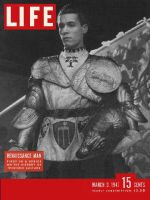 Life Magazine, March 3, 1947 - Renaissance man