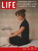 Life Magazine, March 3, 1958 - Sally Ann Howes