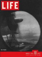Life Magazine, March 5, 1945 - Over the Pacific