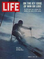 Life Magazine, March 6, 1970 - Skiier Billy Kidd