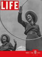 Life Magazine, March 7, 1938 - Texas high school