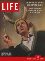 Life Magazine, March 9, 1959 - Jack Paar