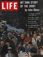 Life Magazine, March 9, 1962 - Motorcade for John Glenn