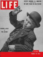 Life Magazine, March 10, 1952 - Brandon de Wilde