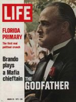 Life Magazine, March 10, 1972 - Marlon Brando