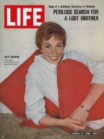 Life Magazine, March 12, 1965 - Julie Andrews