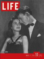 Life Magazine, March 13, 1944 - Prep school prom