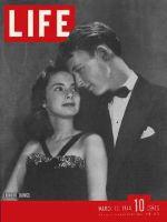 Life Magazine, March 13, 1944 - Prep school prom