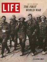 Life Magazine, March 13, 1964 - World War I British Wounded